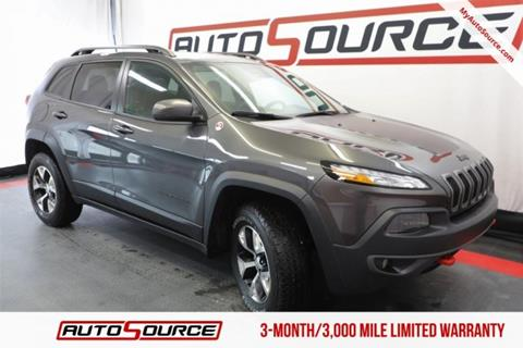 2016 Jeep Cherokee for sale in Post Falls, ID