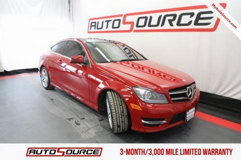 2015 Mercedes-Benz C-Class for sale in Post Falls, ID