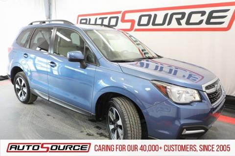 2017 Subaru Forester for sale in Post Falls, ID
