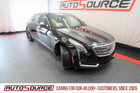 2018 Cadillac CT6 for sale in Post Falls, ID