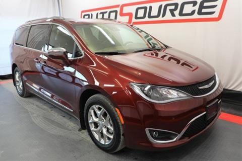 2018 Chrysler Pacifica for sale in Post Falls, ID