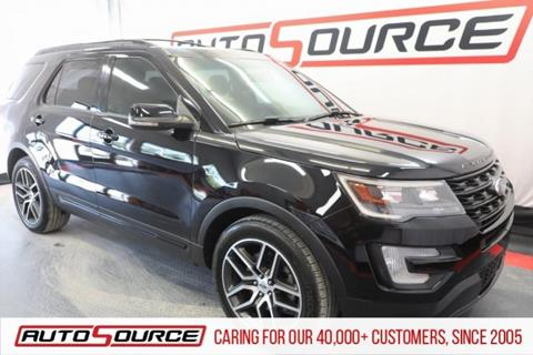 2016 Ford Explorer for sale in Post Falls, ID