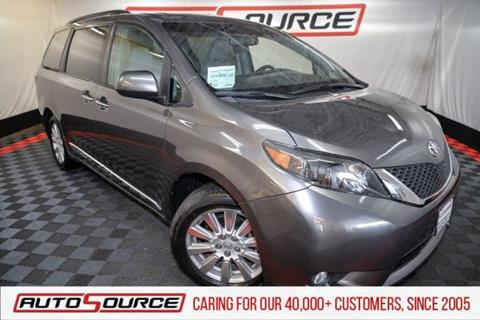 2017 Toyota Sienna for sale in Post Falls, ID