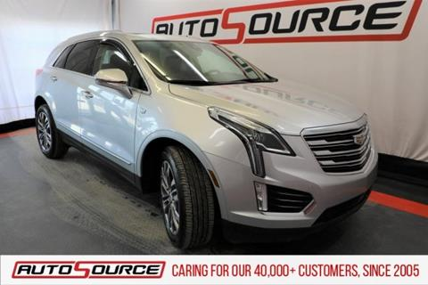 2017 Cadillac XT5 for sale in Post Falls, ID