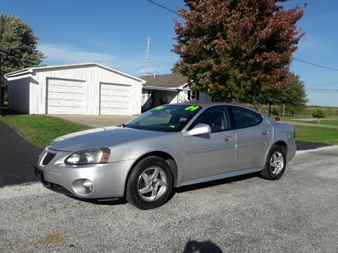 2004 Pontiac Grand Prix for sale in Holden, MO
