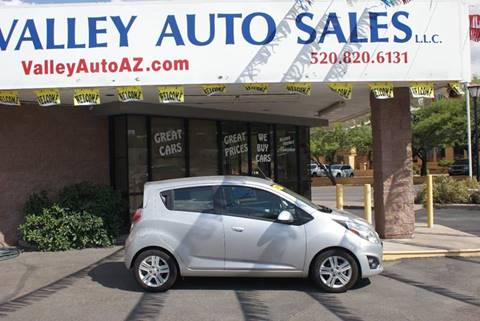 2015 Chevrolet Spark for sale in Green Valley AZ