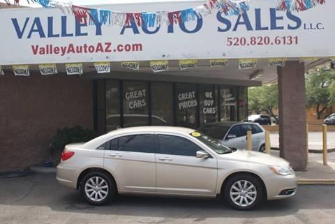 2014 Chrysler 200 for sale in Green Valley AZ