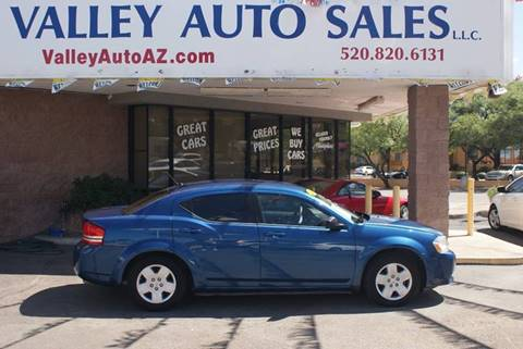 2009 Dodge Avenger for sale in Green Valley AZ