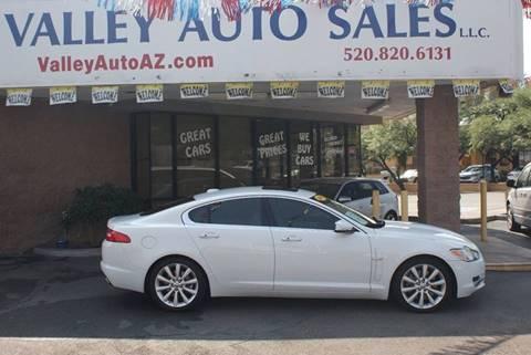 2011 Jaguar XF for sale in Green Valley AZ