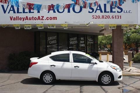 2016 Nissan Versa for sale in Green Valley AZ
