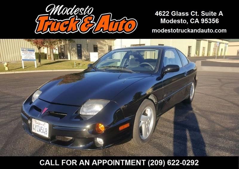 2000 Pontiac Sunfire Gt In Modesto Ca Modesto Truck And Auto