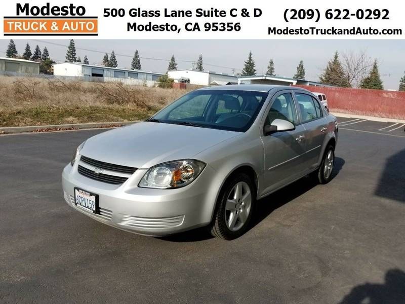 2008 chevrolet cobalt lt in modesto ca modesto truck and. Black Bedroom Furniture Sets. Home Design Ideas