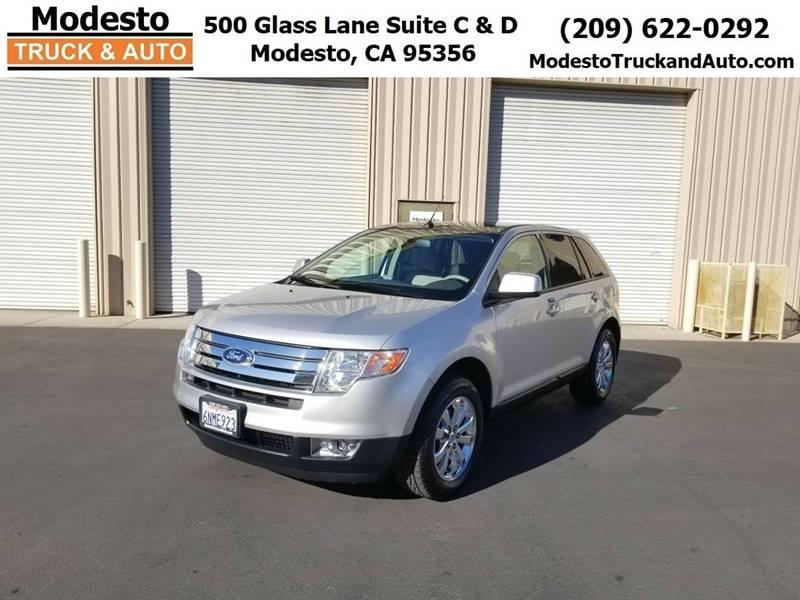 Ford Edge For Sale At Modesto Truck And Auto In Modesto Ca