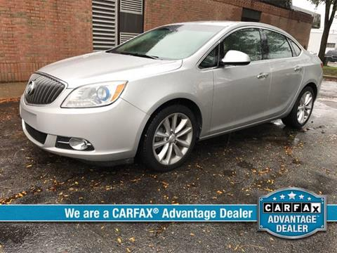 car accidental sale damaged convenience verano for salvage buick cxl