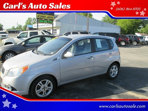Chevrolet Aveo For Sale In London Ky Carl S Auto Sales