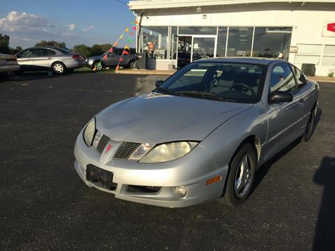 2004 Pontiac Sunfire for sale in Newark, IL