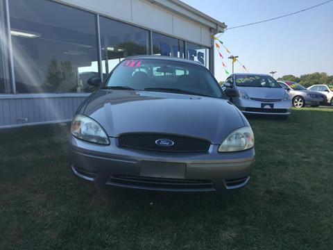 2007 Ford Taurus for sale in Newark, IL