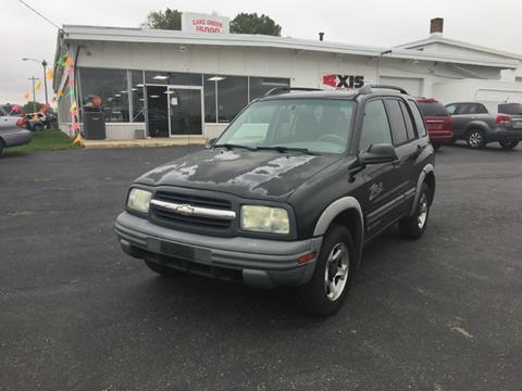 2003 Chevrolet Tracker for sale in Newark, IL