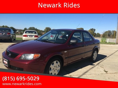 2003 Mazda Protege For Sale In Newark Il