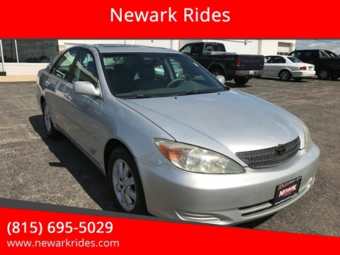 Toyota Camry For Sale in Newark, IL - Newark Rides