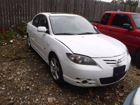 2005 Mazda MAZDA3 for sale at Cumberland Used Auto Parts in Marietta GA