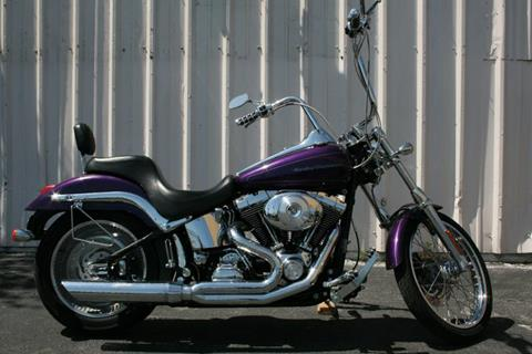 2002 Harley-Davidson FXSTD SOFTAIL for sale in San Antonio, TX