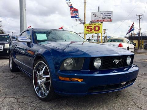 2007 Ford Mustang for sale in San Antonio, TX
