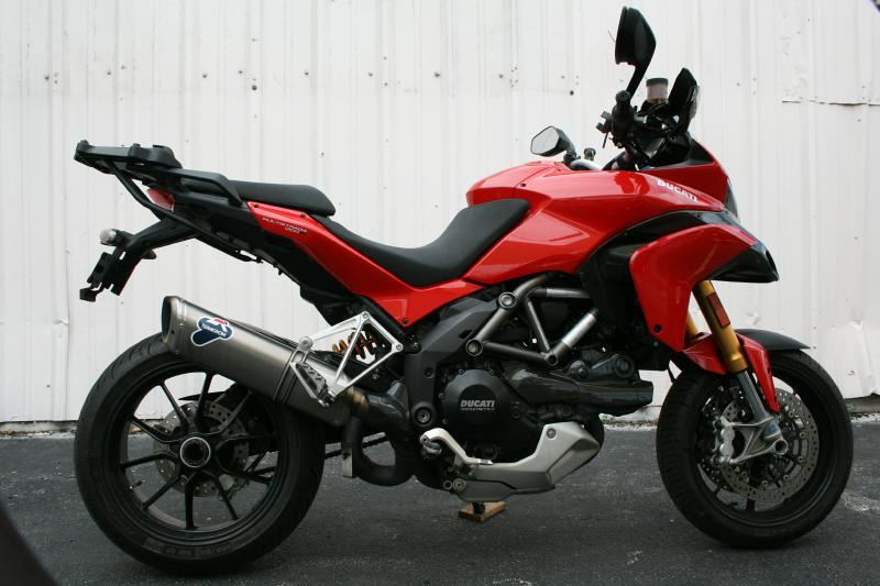 Ducati Multistrada Maintenance Cost