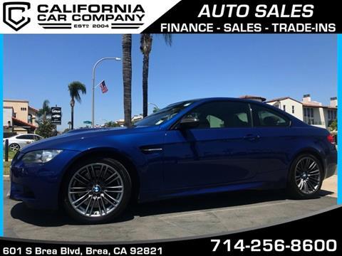2009 BMW M3 for sale in Brea, CA