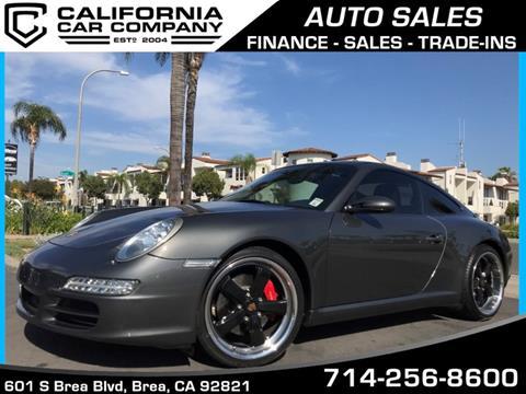 2006 Porsche 911 for sale in Brea CA