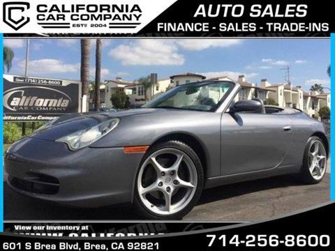 2004 Porsche 911 for sale in Brea, CA