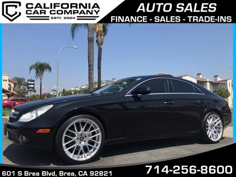2009 Mercedes-Benz CLS for sale in Brea, CA