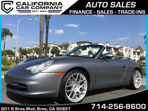 2004 Porsche 911 for sale in Brea, CA