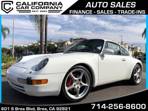 1995 Porsche 911 for sale in Brea, CA