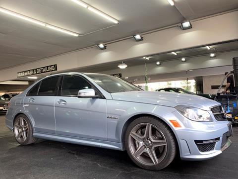 2014 Mercedes-Benz C-Class for sale in Brea, CA