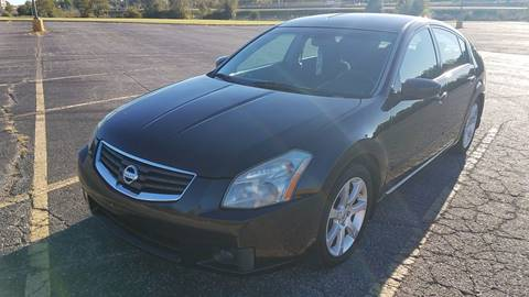 2008 Nissan Maxima for sale in Kansas City, MO