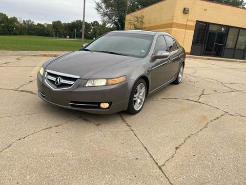 2007 Acura TL for sale in Kansas City, MO