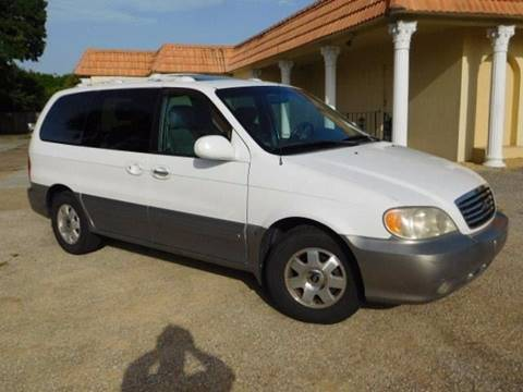 2003 Kia Sedona for sale in Saint Petersburg, FL