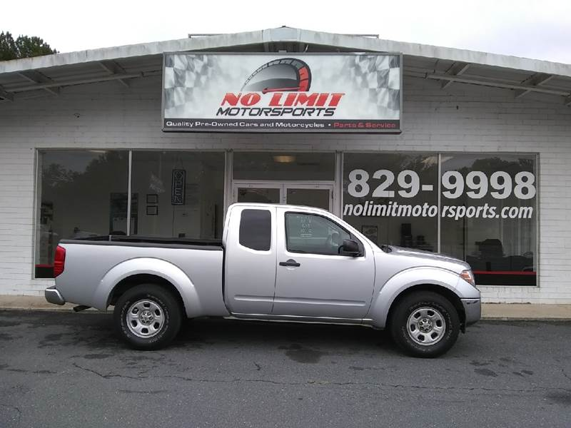 2010 Nissan Frontier for sale at NO LIMIT MOTORSPORTS in Belmont NC