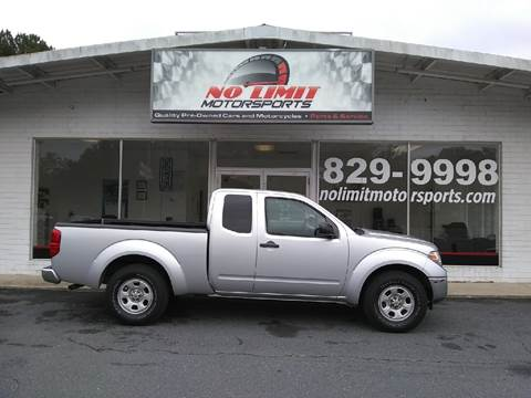 2010 Nissan Frontier for sale in Belmont, NC