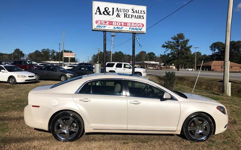 A&J Auto Sales >> 2011 Chevrolet Malibu Lt A J Auto Sales Repairs
