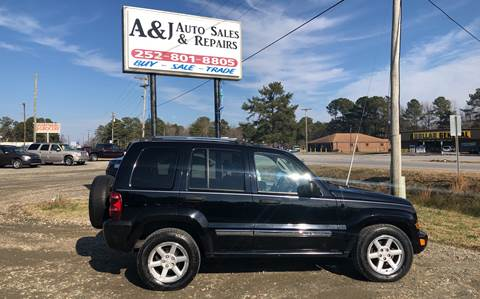 2007 Jeep Liberty for sale in Sharpsburg, NC