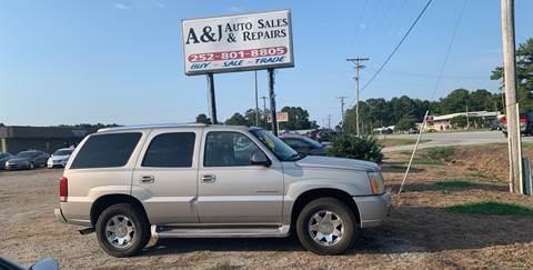 A&J Auto Sales >> A J Auto Sales Repairs Sharpsburg Nc Inventory Listings