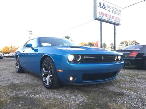 Dodge Wilson Nc >> Used Dodge Challenger For Sale In Wilson Nc Carsforsale Com