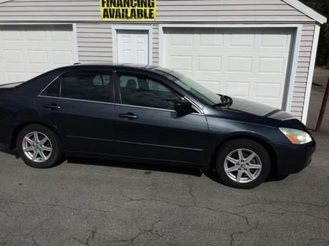 2004 Honda Accord for sale in Westport, MA