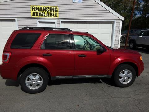 2011 Ford Escape for sale in Westport, MA