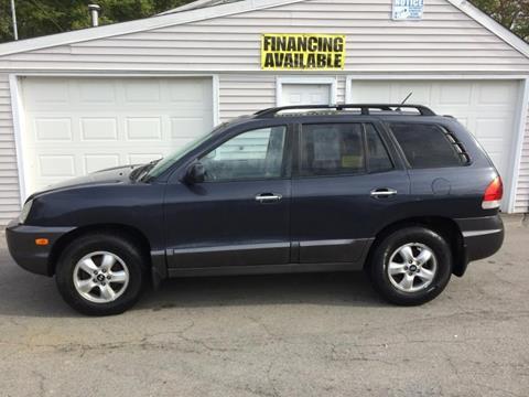 2006 Hyundai Santa Fe for sale in Westport, MA