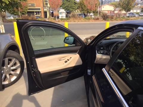2011 BMW 5 Series for sale in El Cerrito, CA