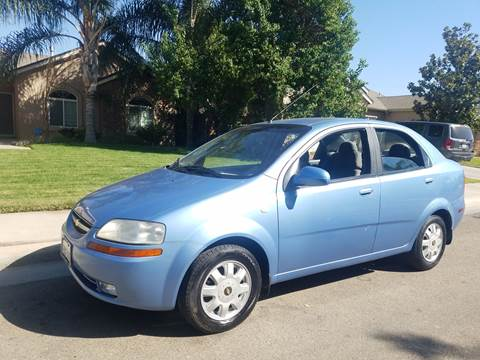 Used 2005 Chevrolet Aveo For Sale In Madison Nc Carsforsale