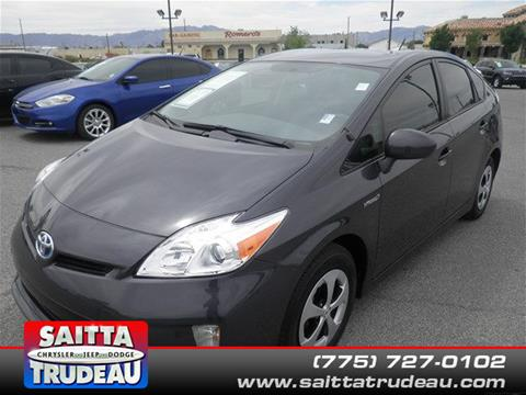 2014 Toyota Prius for sale in Pahrump NV